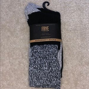 Frye super soft socks two pack